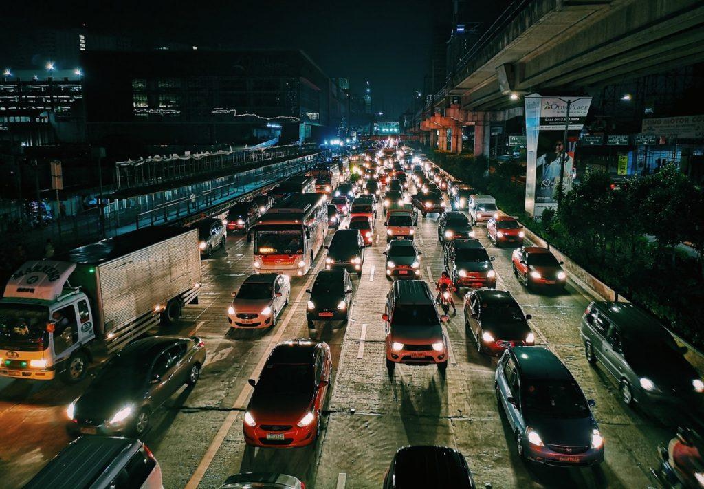 【マニラの交通事情】年々ひどくなる渋滞、マニラ在住者に必須のアプリ